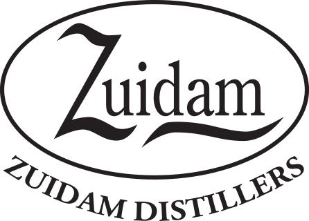 Logo Zuidam Distillers