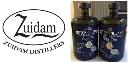 Zuidam Dutch Courage Gin