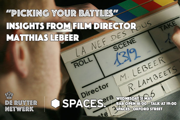 Matthias Lebeer - Picking your battles