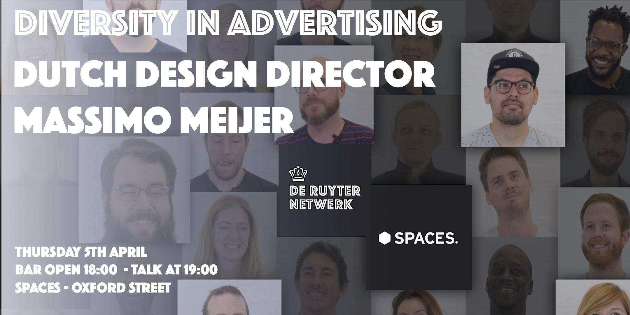 De Ruyter on Diversity in Advertising