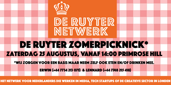 De Ruyter Zomerpicknick